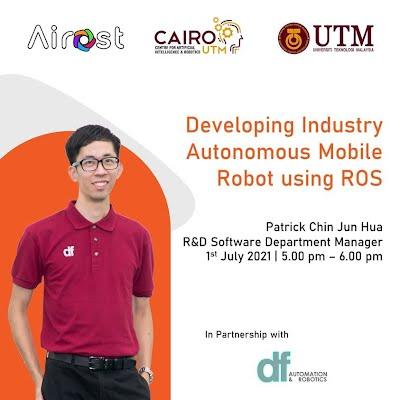 Patrick Chin Jun Hua DF Automation ROS